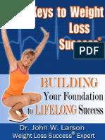 7 Keys to Weight Loss Success-eBook