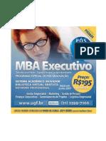 mba executivo gerenciamento de projetos