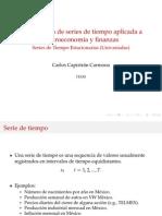 Series de Tiempo Estacionarias Univariadas_abril2011