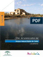 26270972 CADIZ Guia de Turismo Activo Del Parque Natural Bahia de Cadiz 2008 Andalucia Espana