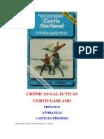 Curtis garland - Crónicas galacticas