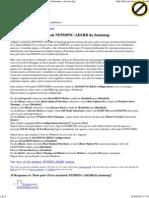 Boot pelo CD no notebook NP550P5C-AD1BR da Samsung « alexsato