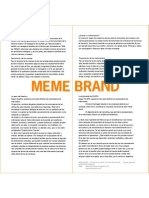 Meme brand