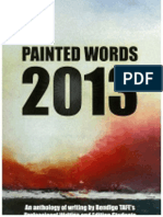 Painted Words 2013 - 9th Edition