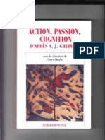 Vision Hallucination Et Figurativite - Denis Bertrand