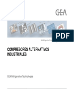 GEA1a-Compresores Alternativos Industriales GEA