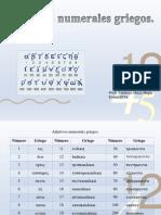 Adjetivos Numerales Griegos FMM(3 8)