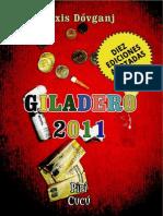 Giladero 2011 - Edición Digital Universal
