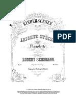 R. Schumann - Kinderscenen; Scenes From Childhood