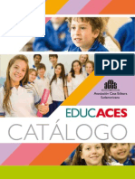 Aces EDUCACES Catalogo
