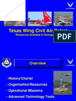 Texas Wing - Annual Report (2013)