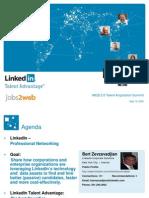 LinkedIn Talent Advantage_Bert Zevzavadjian