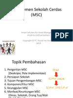 Manajemen Sekolah Cerdas