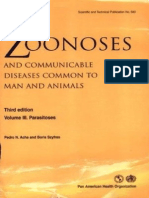 Zoonoses and Communicable Diseases Common to Man and Animals_Parasitosis_PAHO 2003