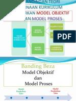 Model Obektif Dan Model Proses