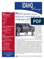 Idaho Wing - Annual Report (2009)