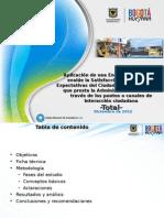 00 Alcaldia Mayor de Bogota - Total Comparativo 15 12 2012