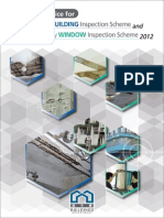 Code of Practice for Mandatory Building Inspection Scheme and Mandatory Window Inspection Scheme