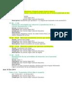 Agenda No. 01 Para Estudiantes y Acudientes