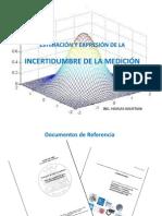Incertidumbre laboratorio integrado de física