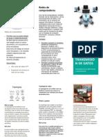 redes de computadoras y transmision de datos