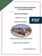 PORTAFOLIO DE DISEÑO DE VOLADURAS