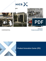 Flextronics Product Innovation Center (PIC) Overview -11 13 (New)