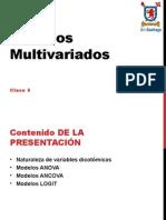 Métodos Multivariados Clase 5 mmv22013