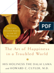 The Art of Happiness in a Troubled World by His Holiness The Dalai Lama - Excerpt