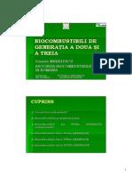 Biocombustibilii-generatia 2 si 3