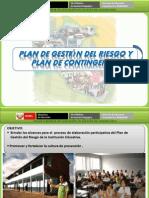 Plan de Gest Del Riesgo