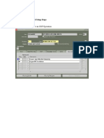 Oracle OSP Process Related Setups