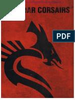 Eldar Corsairs Codex Forge World