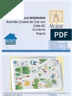 Alcazar Castilla Reservado