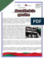 Proyecto de Quimica Gasolina