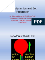 Gas Dynamics and Jet Propulsion