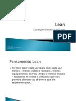 PGLM1_Evolução Lean_CC