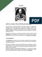 Euclides y Descartes