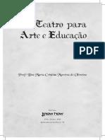 Teatro para Arte e Educação PAA M5