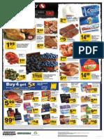 Safeway超级市场1月15日到22日优惠