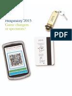 Deloitte Reports - Hospitality en 2015
