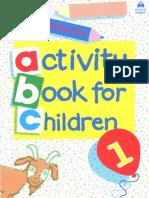 Activity Book for Children 1