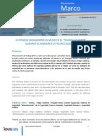 EL CRIMEN ORGANIZADO EN MÉXICO Y EL 'TRIÁNGULO NORTE' DURANTE EL MANDATO DE FELIPE CALDERÓN (OJO SEGURIDAD).pdf