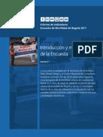 Encuesta de Movilidad2011