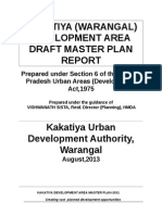 KUDA Draft Master Plan Zoning Regulations in Tabular Form