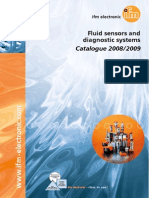 Ifm Fluid Sensor Catalogue GB 08