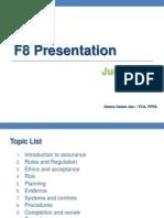 F8 Presentation Ch 1