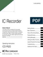 ICDP620
