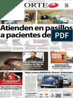 Periódico Norte edición impresa día 16 de enero 2014