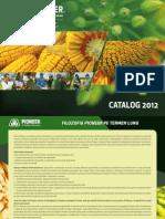 Catalog Porumb Pioneer 2012